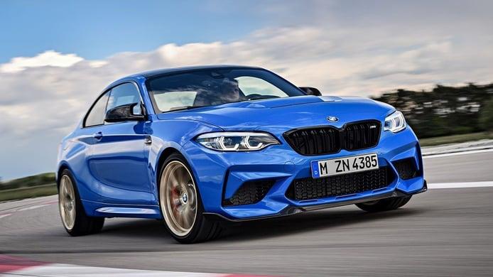 BMW M2 CS, se presenta una bestia de 450 CV