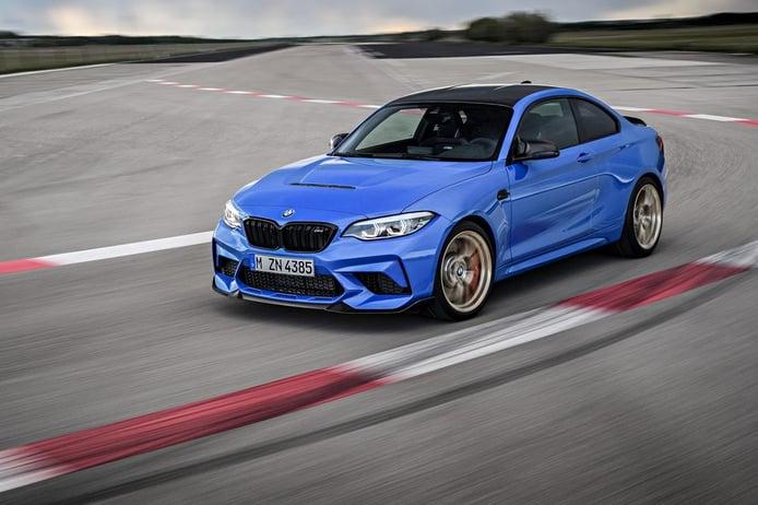 El extremo y salvaje BMW M2 CS ya cuenta con precio en España
