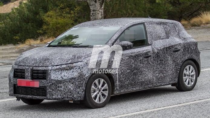 El nuevo Dacia Sandero contará con versión híbrida, ¡Dacia se electrifica!