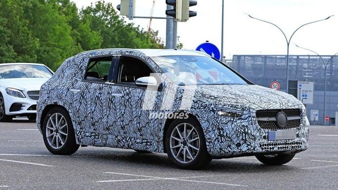 El nuevo Mercedes GLA 2020 ya tiene fecha de presentación, y está muy cerca