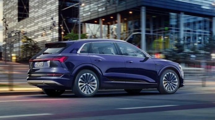 Audi e-tron - posterior