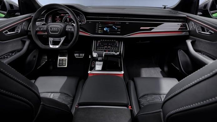 Audi RS Q8 - interior