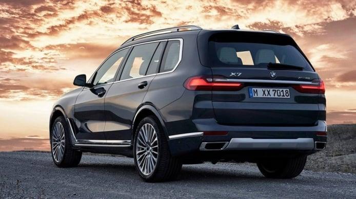 El BMW X8 G09 será presentado con casi toda seguridad en 2021