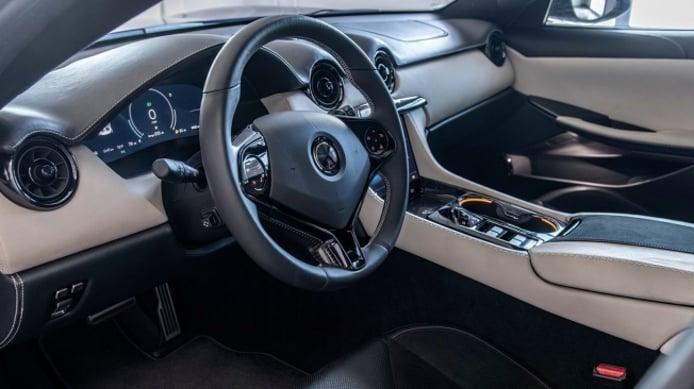 Karma Revero GTS - interior
