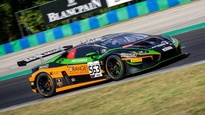 Lamborghini abre la puerta a lanzar un Huracán GT3 'doble Evo' en 2021