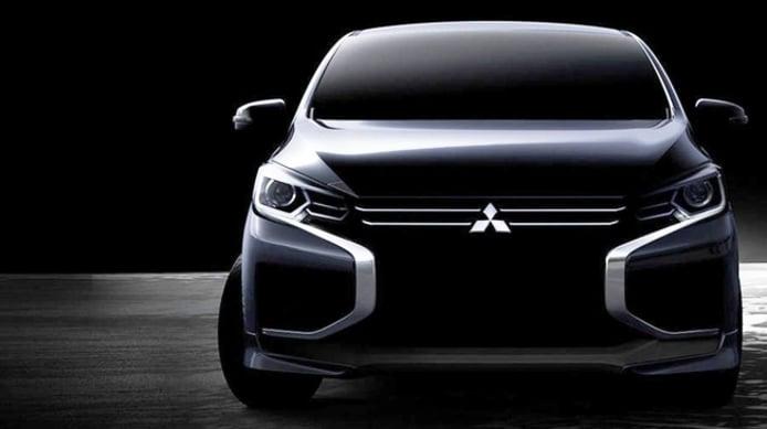 Mitsubishi Space Star 2020 - teaser