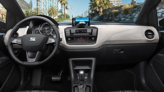 SEAT Mii electric - interior