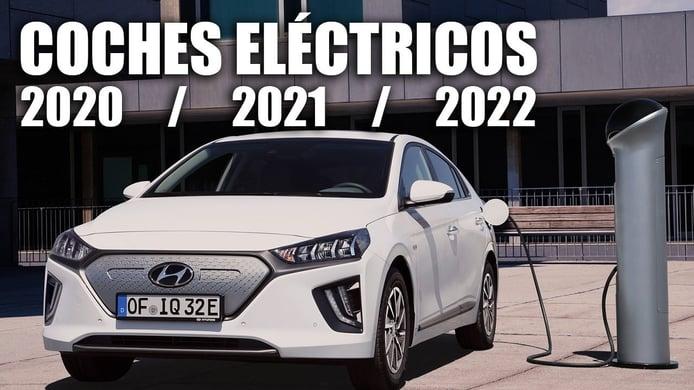 Estos son los coches eléctricos más interesantes que llegarán al mercado en los próximos dos años