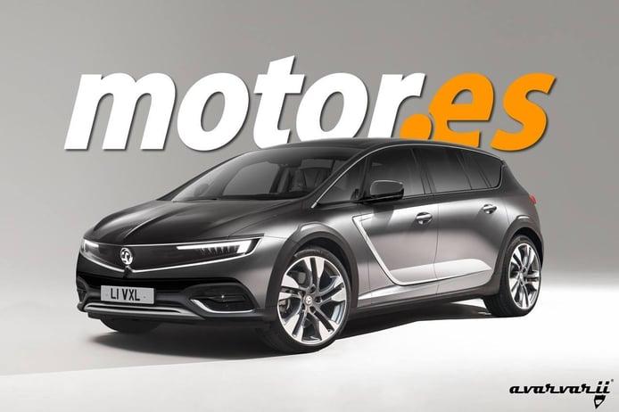 El futuro Opel Insignia, previsto para 2022, se transformará en un crossover