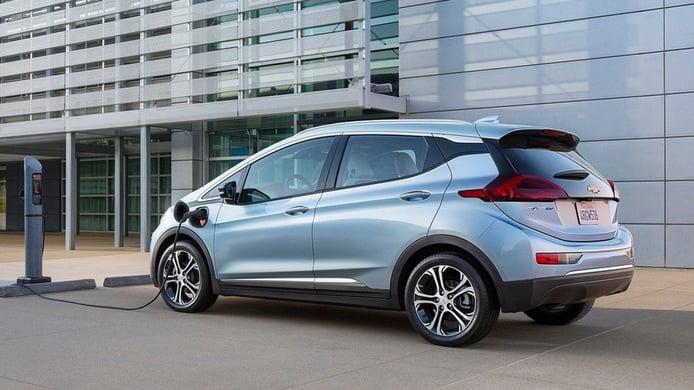 General Motors y LG Chem producirán celdas de batería para coches eléctricos