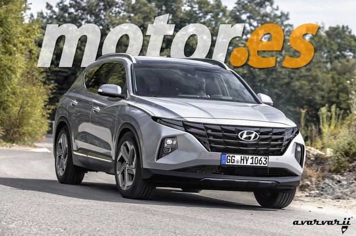 Hyundai Tucson 2021, el cambio generacional traerá consigo una nueva imagen