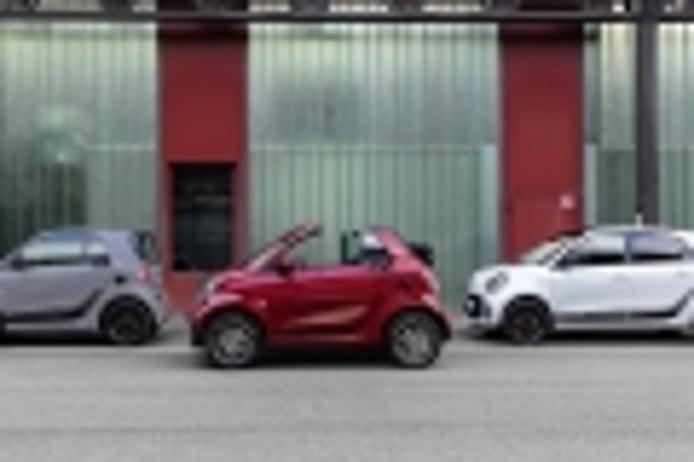 Los nuevos coches urbanos eléctricos de Smart ya tienen precio en España