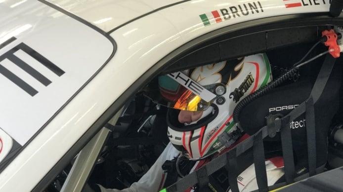 Ben Hanley lidera el FP1 de las 8 Horas de Bahrein con el Ginetta #5
