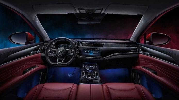 DFSK iX5 - interior