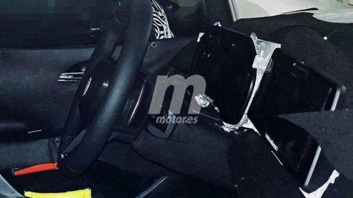BMW Serie 2 Active Tourer 2021 - foto espía interior