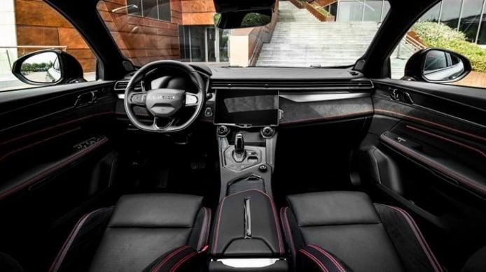 Lynk & Co 05 - interior