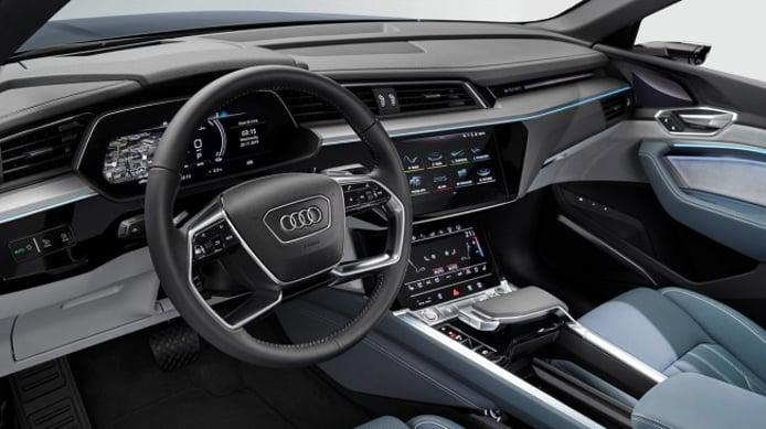 Audi e-tron Sportback - interior