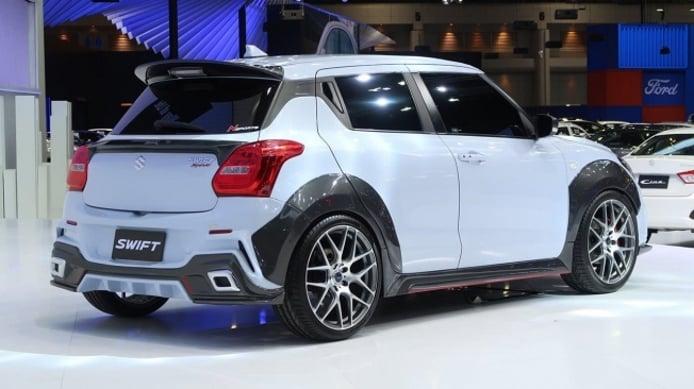 Suzuki Swift Extreme Concept - posterior