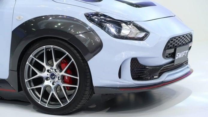 Suzuki Swift Extreme Concept - llantas