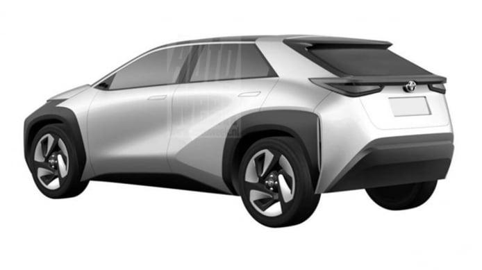 Crossover eléctrico de Toyota