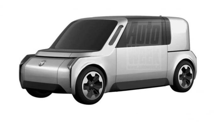 Coche urbano eléctrico de Toyota