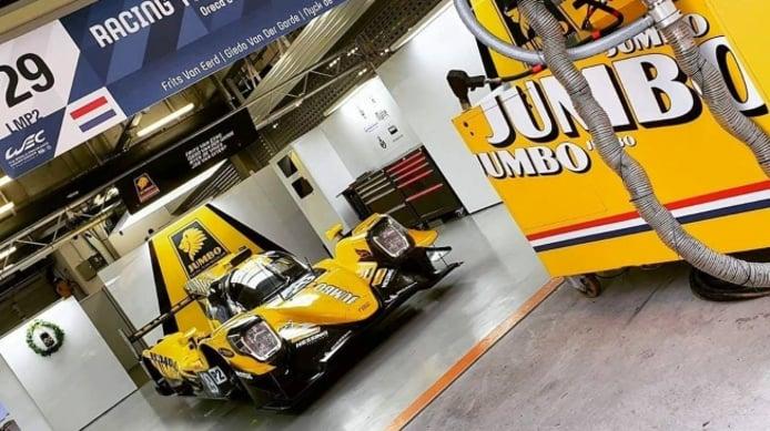 El WEC cierra su 'rookie test' de Bahrein con nuevos pilotos y coches