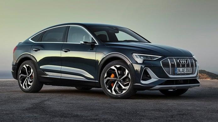 El nuevo Audi e-tron Sportback llega a España, estos son sus precios