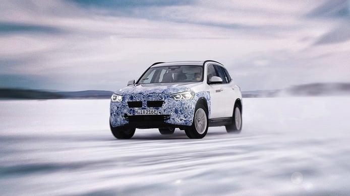 BMW iX3, así es el sistema de propulsión de este SUV eléctrico