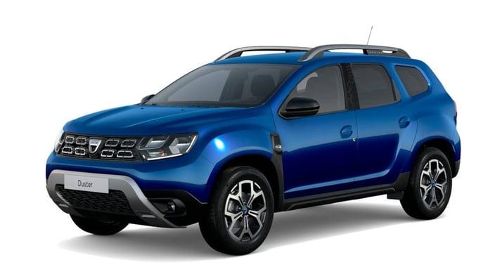 Dacia Duster recibe la serie limitada Aniversario cargada de equipamiento