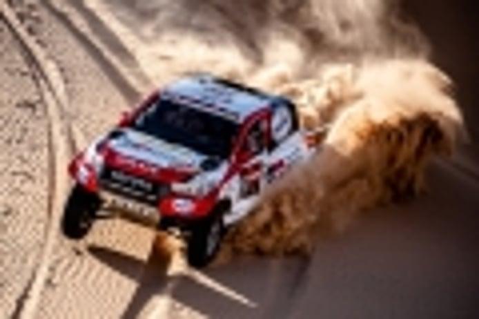 "Alonso, tras acabar 13º: ""Si vuelvo al Dakar, será para ganarlo"""