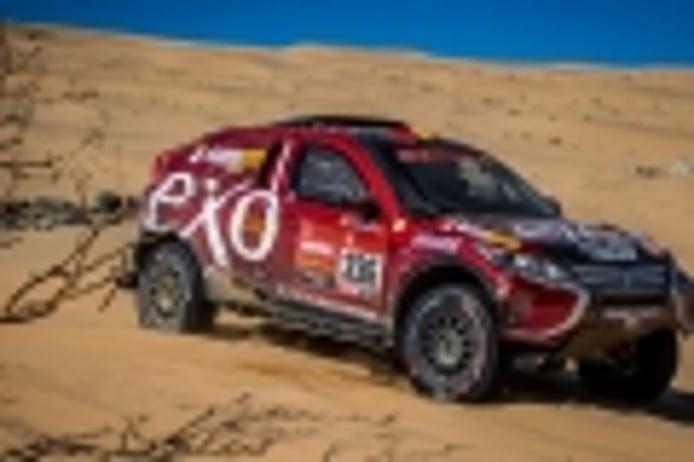 Las primeras dunas hacen su aparición en la quinta etapa del Dakar