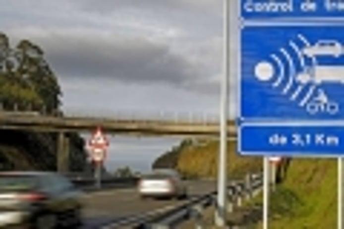 Los 10 radares que más multan en España