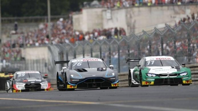 Audi y BMW cierran filas en torno al DTM tras la marcha de R-Motorsport