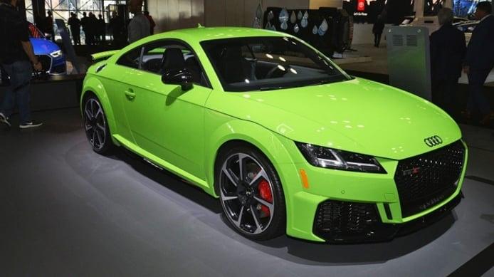 Audi en el Salón del Automóvil de Nueva York