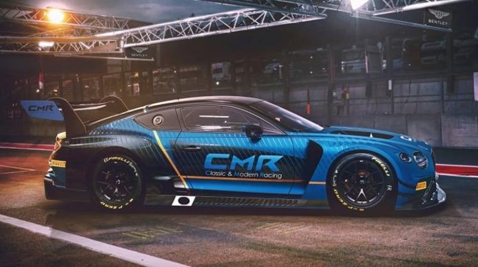 CMR disputará el GT World Challenge Europe en 2020 con dos Bentley