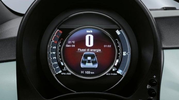 Cómo funciona el sistema híbrido ligero de Fiat