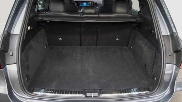Mercedes GLE 350 de 4MATIC - maletero