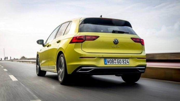 Volkswagen Golf 2020 - posterior