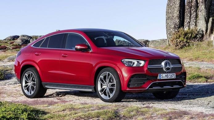 Precios del Mercedes GLE Coupé 2020, el renovado SUV llega a España