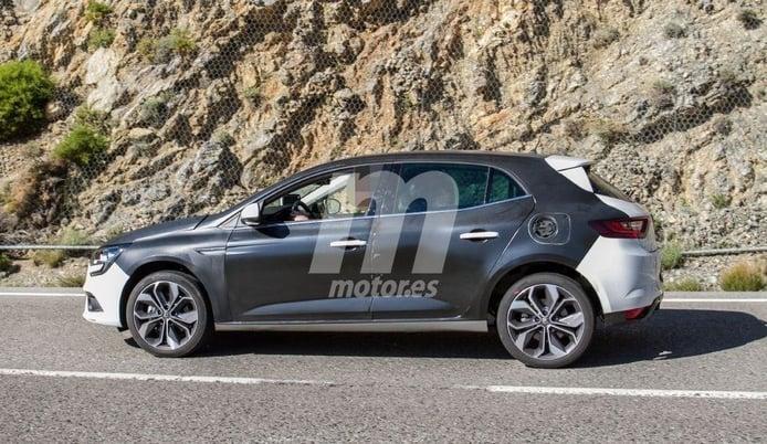 El nuevo Renault Mégane E-Tech estará a la venta en diciembre de 2020