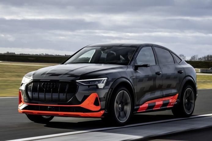 Audi e-tron S y e-tron S Sportback: dos versiones deportivas de potencia bruta