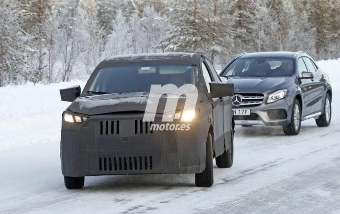 El Fiat Argo dará vida a un nuevo SUV y ha sido cazado en Europa