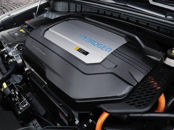 Funcionamiento de la pila de combustible en coches a hidrógeno