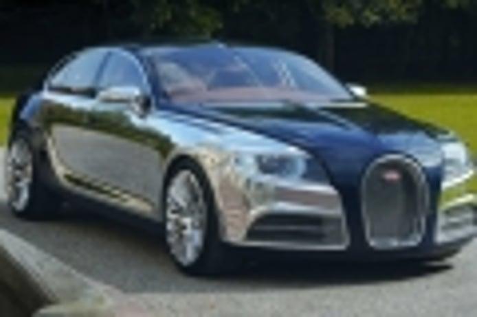 El Bugatti 16C Galibier no fue fabricado por ser muy feo