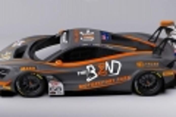 Optimus tendrá un segundo McLaren en el GT World Challenge Europe