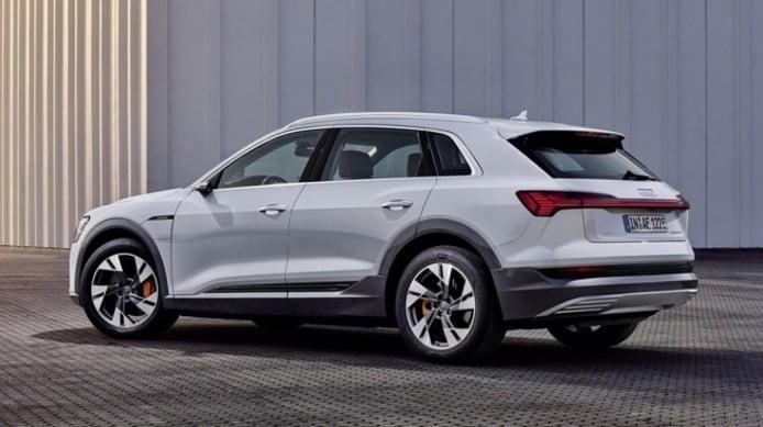 Audi e-tron 50 quattro - posterior