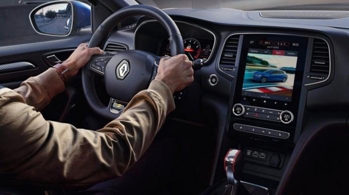 Renault Mégane 2020 - interior