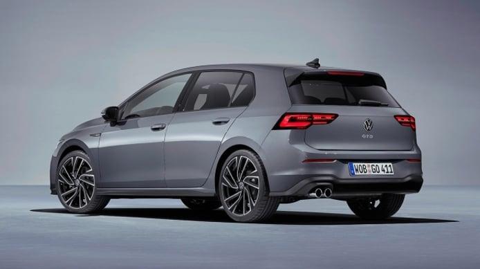 Volkswagen Golf GTD 2020 - posterior