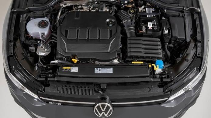 Volkswagen Golf GTD 2020 - motor