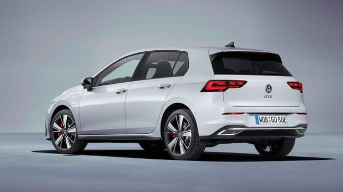 Volkswagen Golf GTE 2020 - posterior